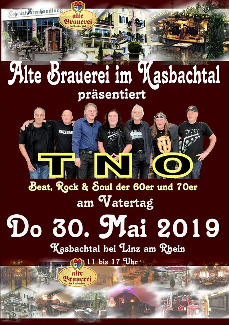 TNO Coverband